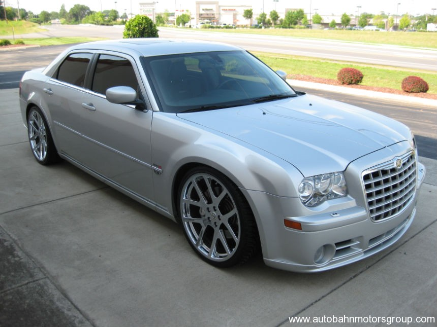 2006 Chrysler 300 Srt8 Autobahn