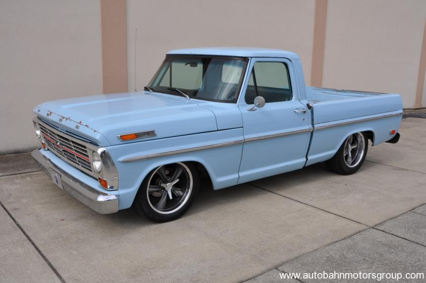 1969 Ford F100 for Sale on ClassicCars.com - 9 Available
