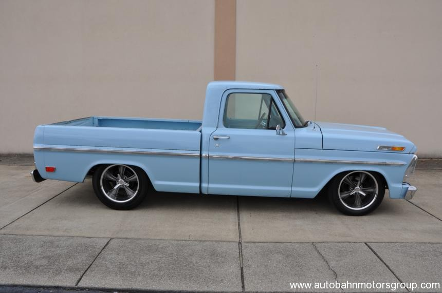 Ford F100 Power Steering Autos Post