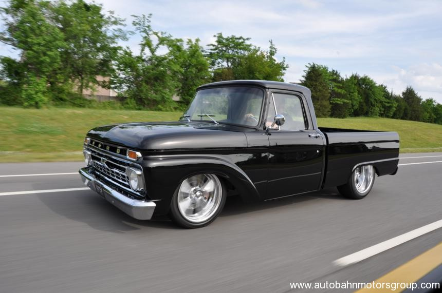 1966+Ford+F100+Custom 1966 F100 Pope's Hot Rods