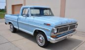 1970 FORD F100 ORIGINAL SWB