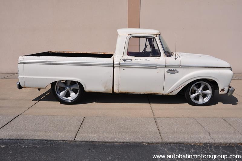 1966 Ford F100 Rat Rod Autos Post