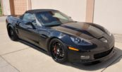 2013 Chevrolet Corvette 427 Convertible 60th Anniversary